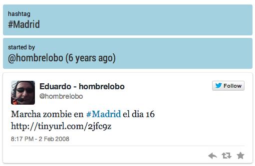 hashtag-Madrid