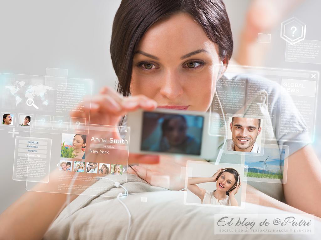 personalización social media