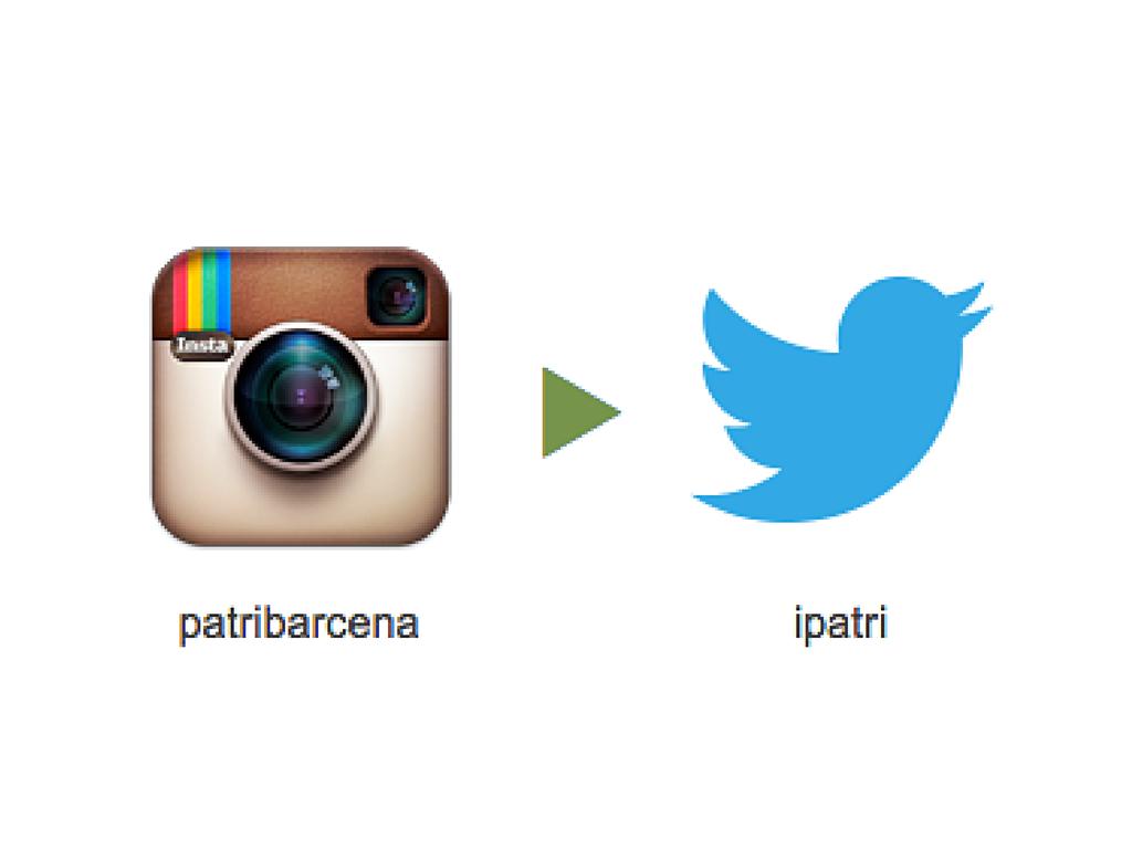 De Instagram a Twitter con vista previa