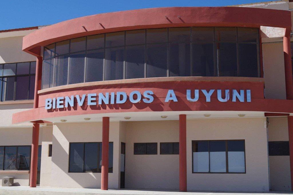 Aeropuerto Uyuni