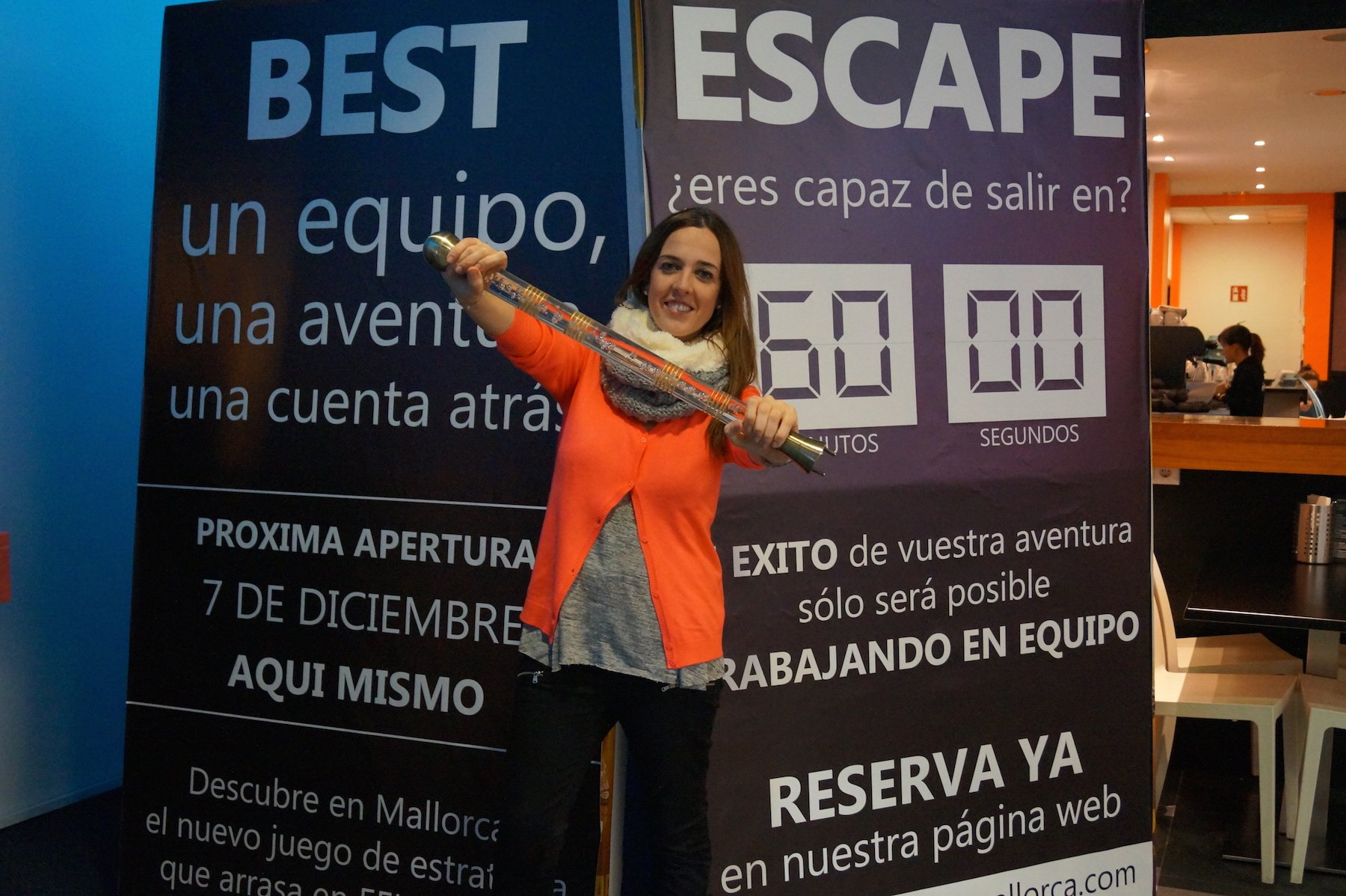 Foto Patri Best Escape Rooms