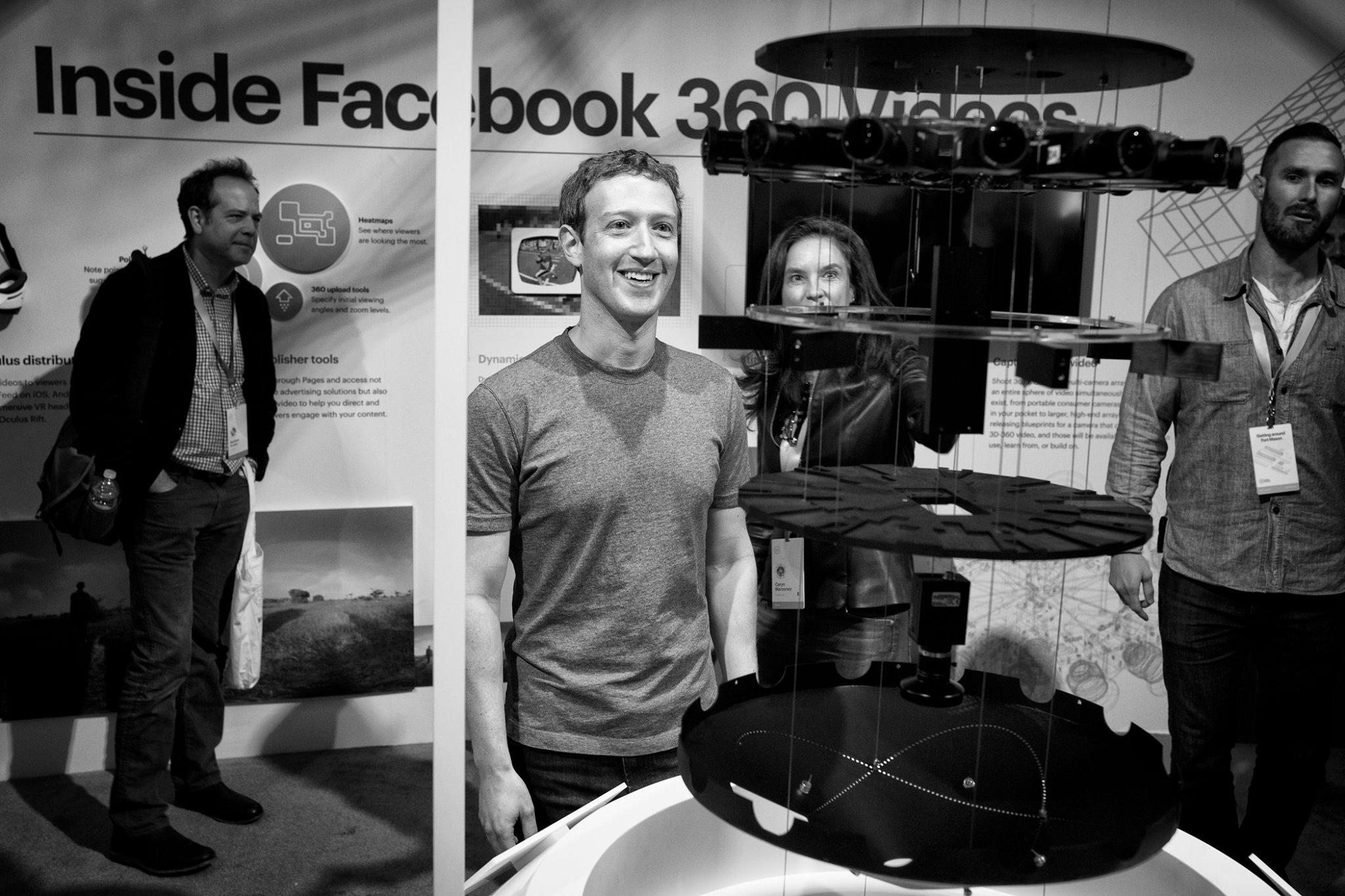 Facebook Surround 360