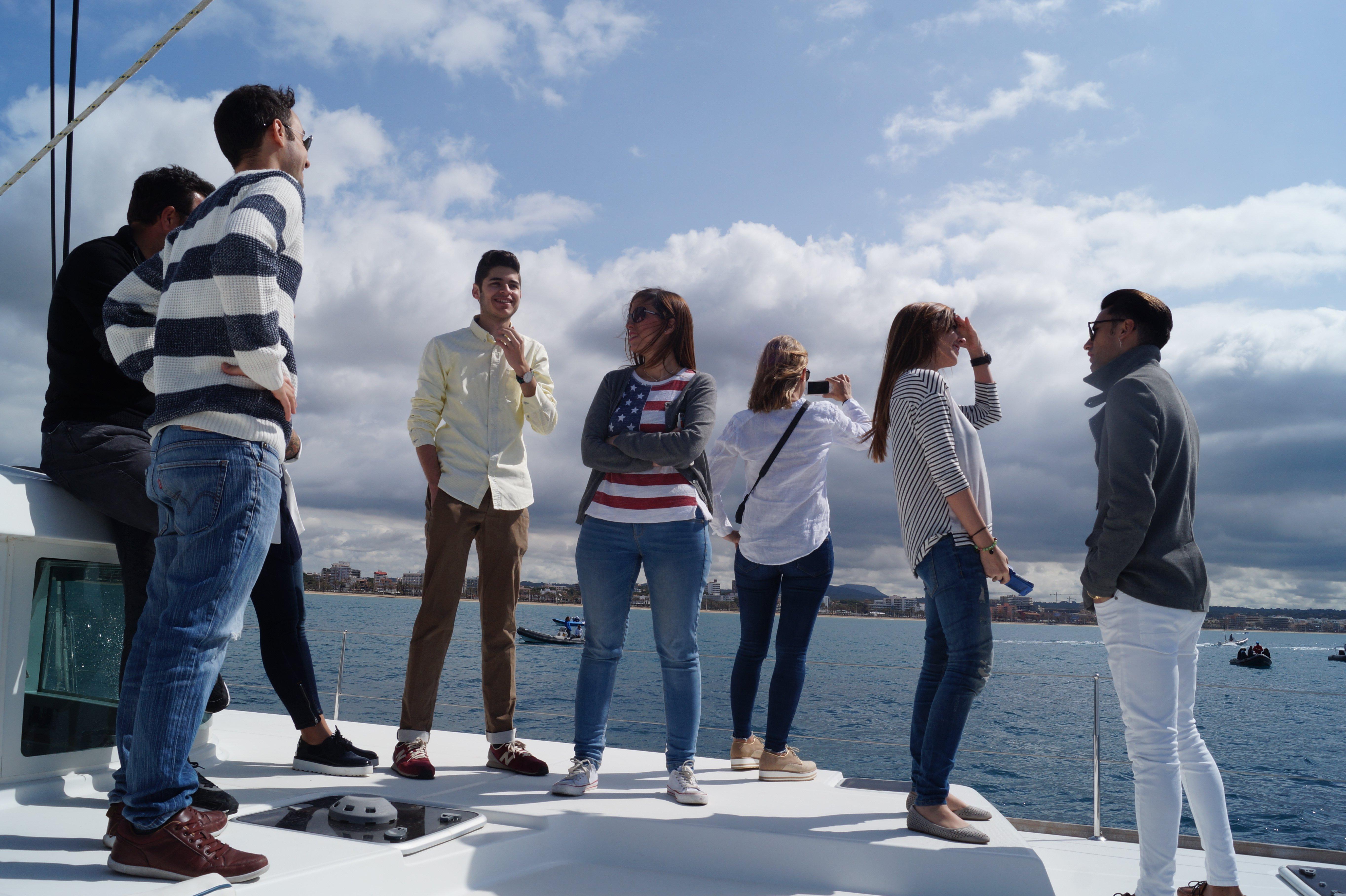 Navegando #SofíaIberostar Mallorca
