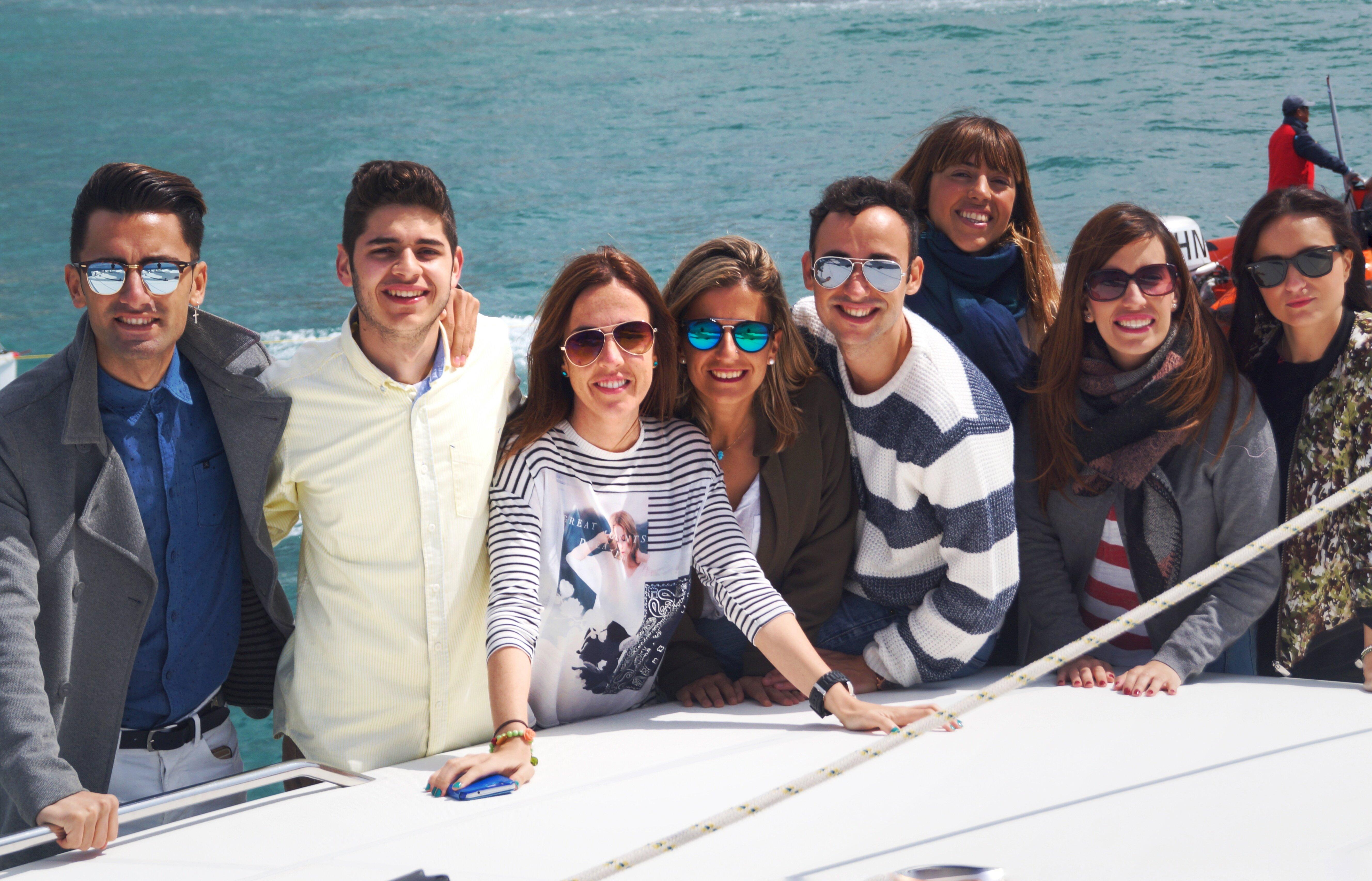 Foto de grupo #SofiaMallorca