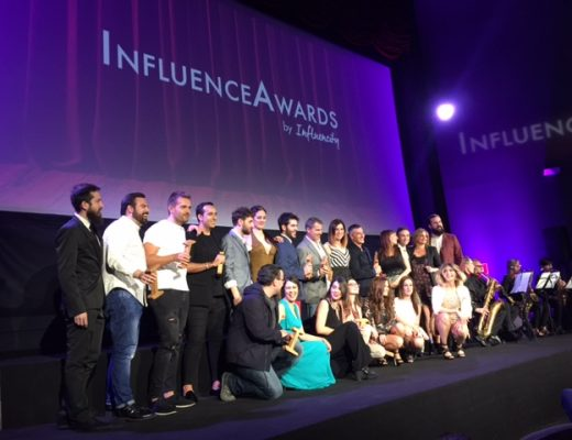 Ganadores Influence Awards