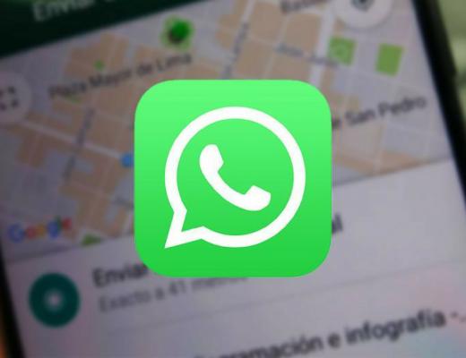 Whatsapp ubicación a tiempo real