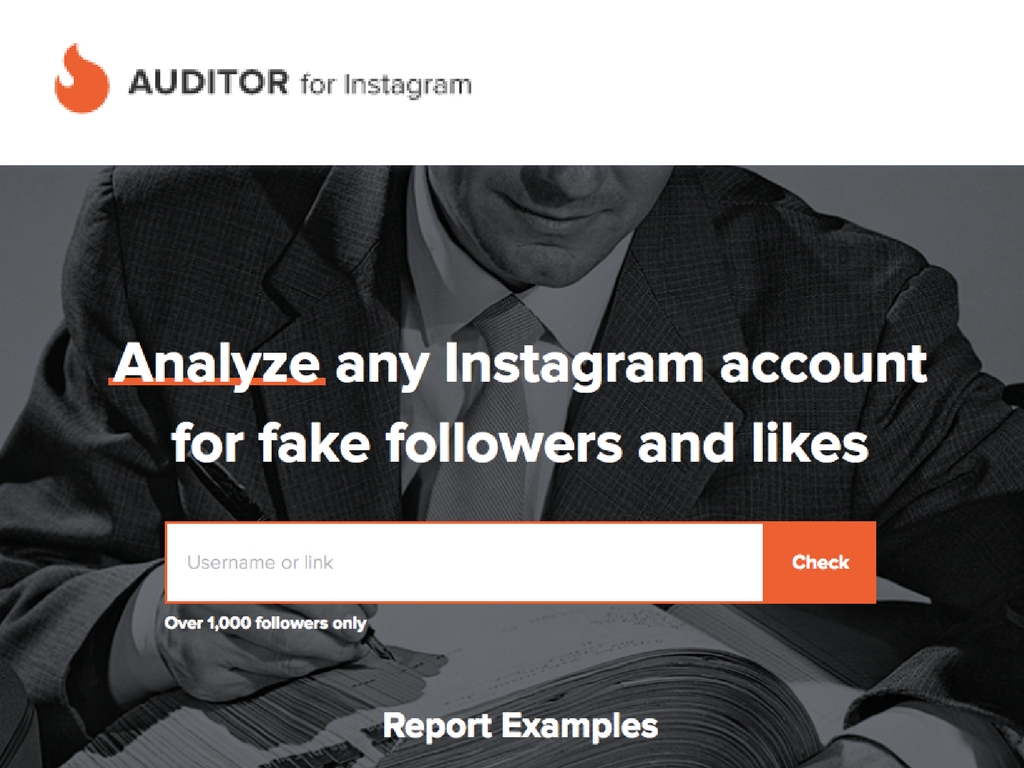 Auditor for Instagram