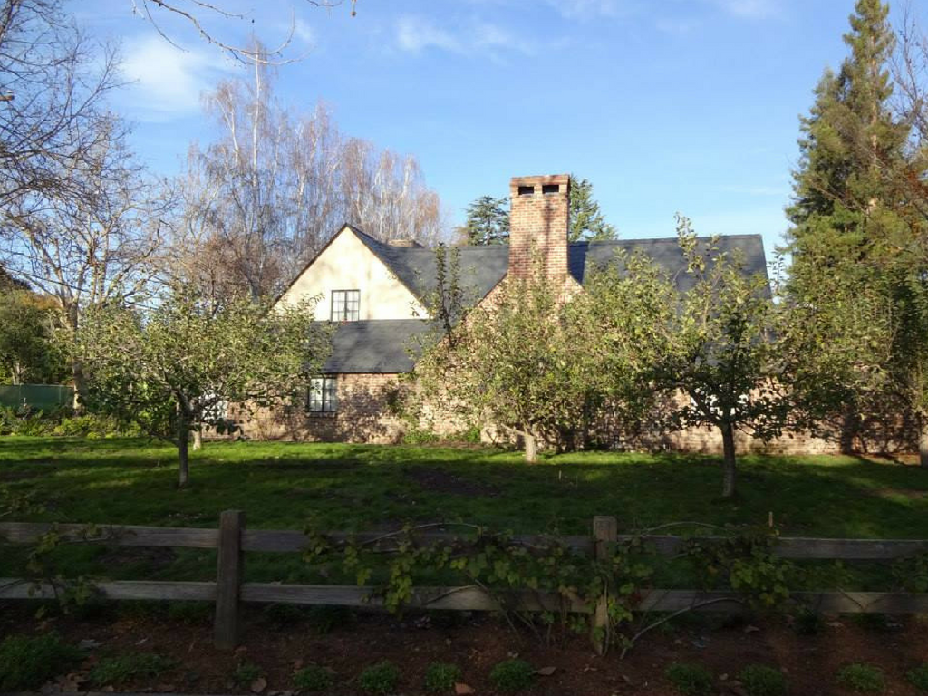 La Casa de Steve Jobs en Palo Alto