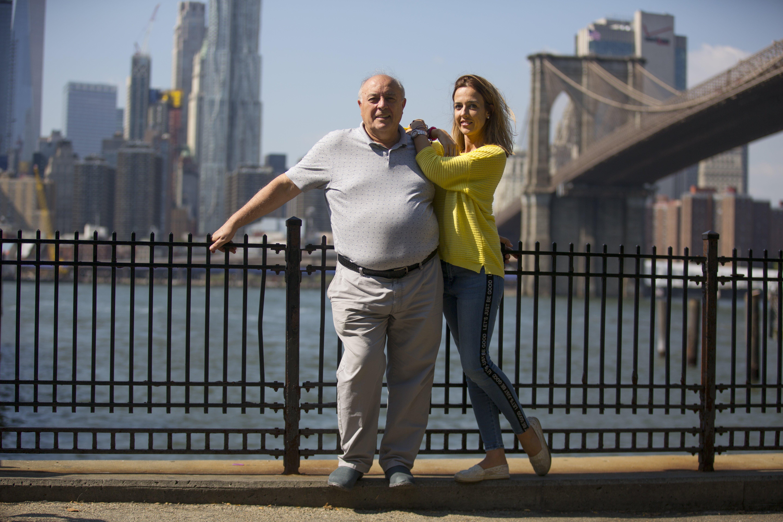 Nueva York con papá