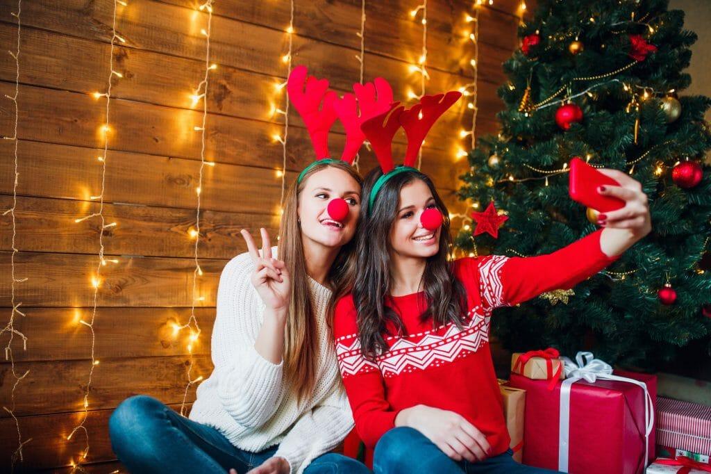 post anuncio navidad